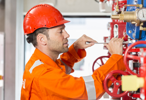 Onderhoud sprinklersysteem – header