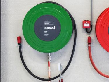 Utility hose reel