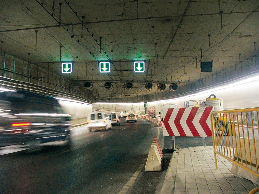 Wordt het geen tijd om blussystemen in tunnels een reële kans te geven?