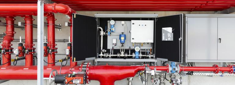Het nieuwe elektronische schuimmengsysteem: SmartMix® 1