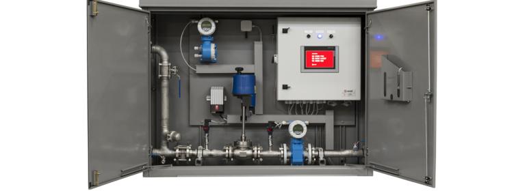 Het nieuwe elektronische schuimmengsysteem: SmartMix®
