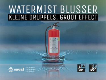 Introductie watermist blusser