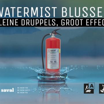 Introductie watermist blusser