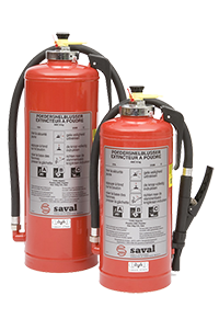 PG powder extinguisher
