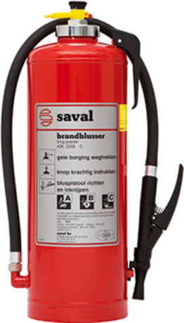 PG powder extinguisher SST