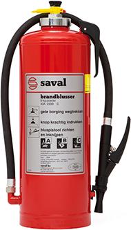 PG powder extinguisher SST