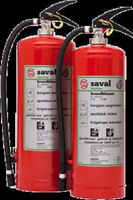 BC foam extinguisher