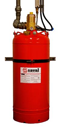 Novec 1230 extinguishing gas