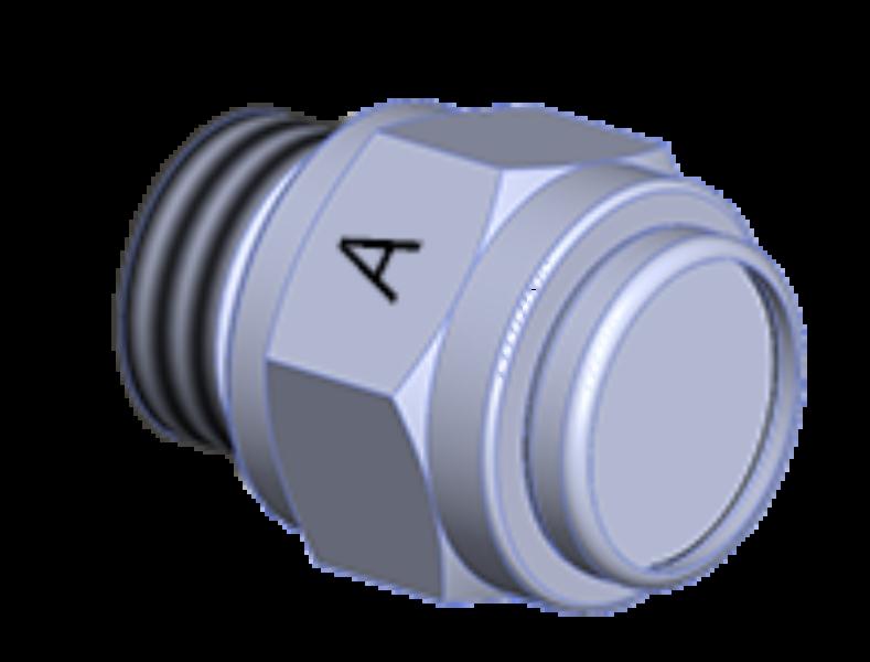Nozzle type A