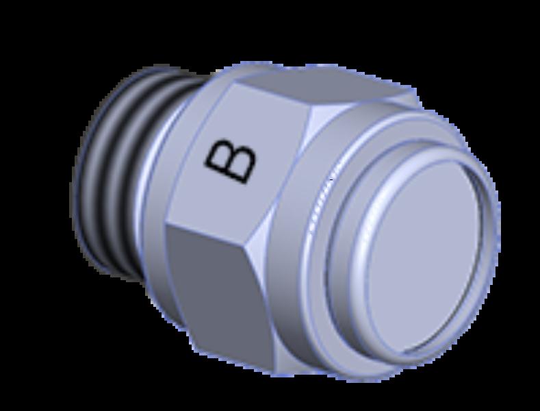 Nozzle type B