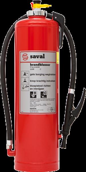 PX powder extinguisher