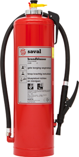 PX powder extinguisher