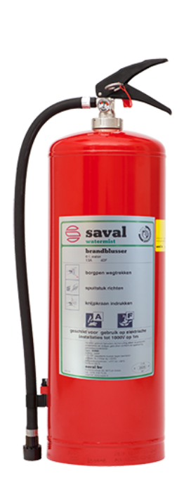 WMC water mist extinguisher