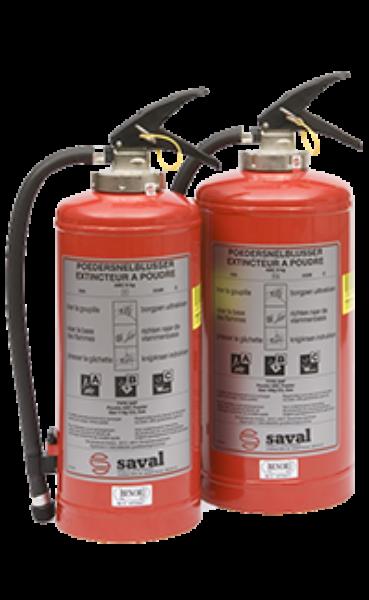GP powder extinguisher