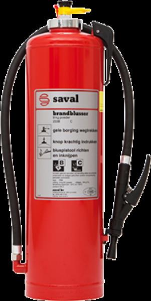 PX powder extinguisher SST