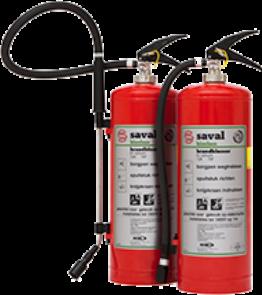 FC foam extinguisher