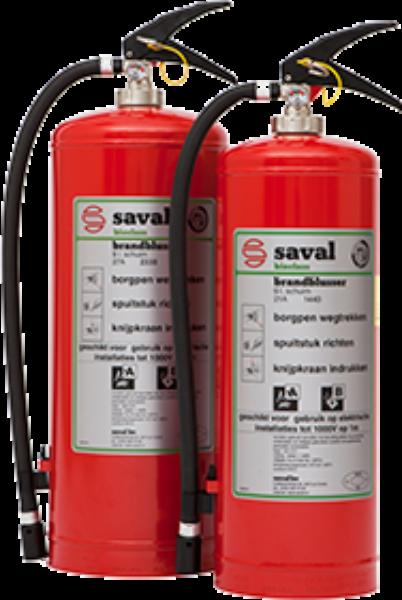 BC-IFP foam extinguisher