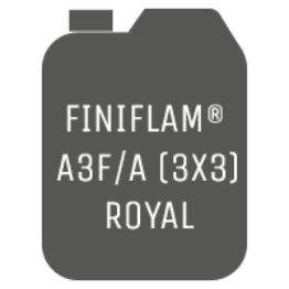 FINIFLAM A3F/A (3x3) ROYAL