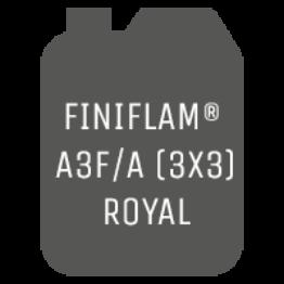 FINIFLAM A3F/A (3x3) ROYAL