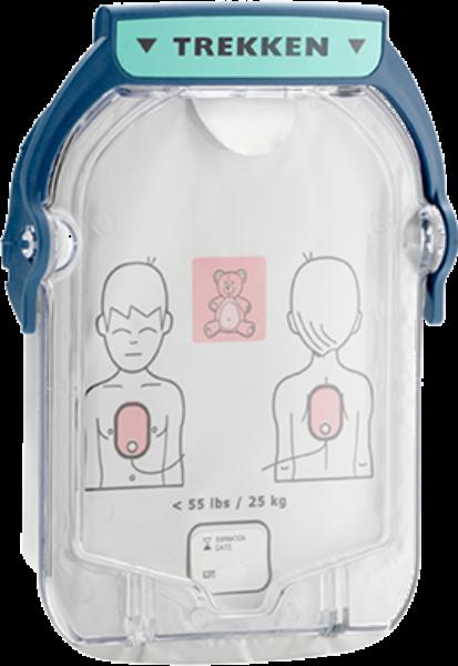 SMART HeartStart defibrillatie cassette baby/kind