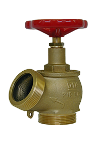 Fire hydrant 1½