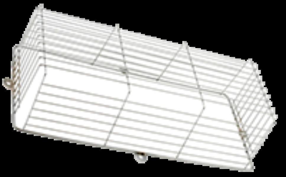 Emergency lighting Chrome protective case