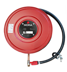 NOHA Pro-build fire hose reel