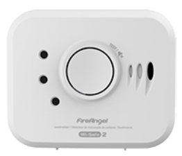 FireAngel W2-CO-10X-EU linkable carbon monoxide detector