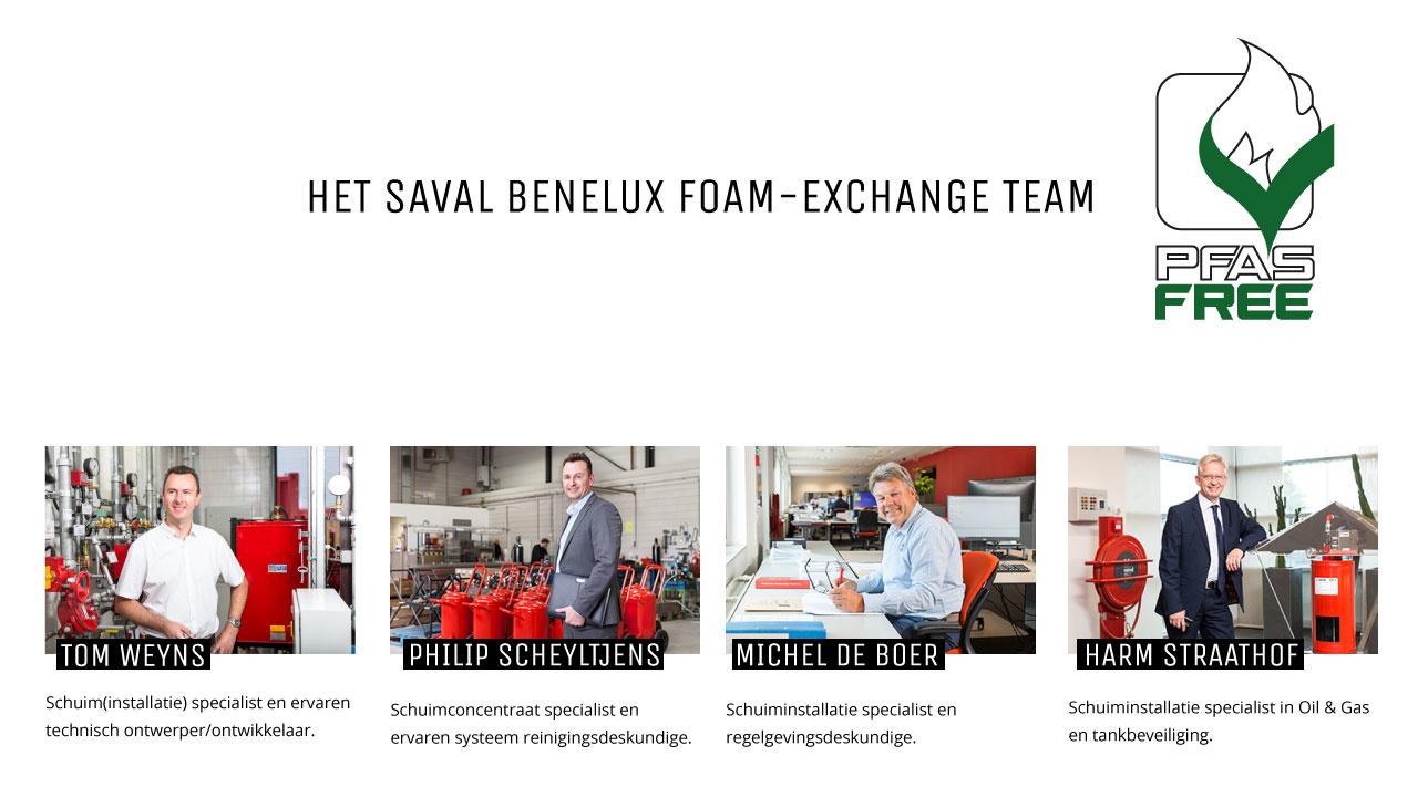 Foam Exchange Program 5